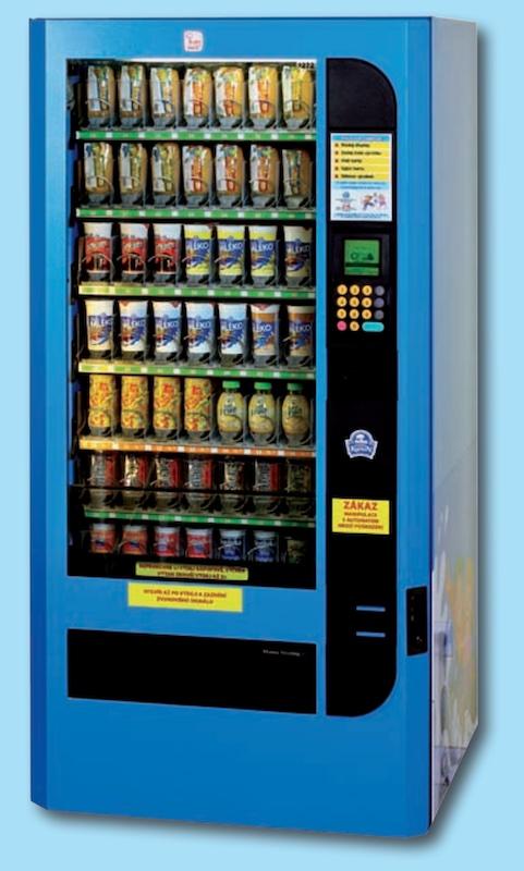 Happy Snack automat